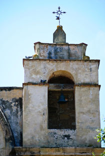Bell Tower Carmel Mission von agrofilms