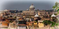 St Peters Basilica von David Pringle