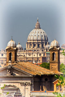 St Peters Basilica von David Pringle
