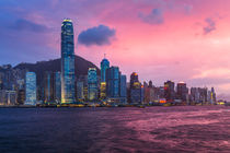 Hong Kong 04 by Tom Uhlenberg