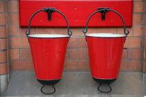 fire buckets by mark severn