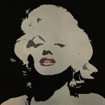 Marilyn von David Pringle