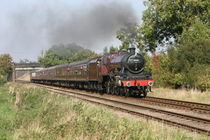steam train by mark severn