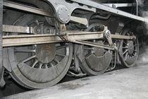 steam train wheels von mark severn