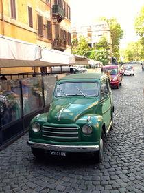 Streets of Rome. by Tatyana Samarina