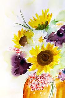 Sommerstrauß von Maria-Anna  Ziehr