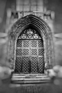 Entrance to the St. Mary's Church of Gdansk by olgasart