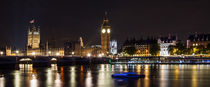 Houses of Parliament von Wayne Molyneux