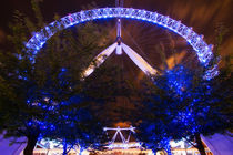 The London Eye by Wayne Molyneux