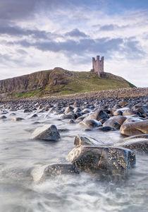 Dunstanburgh Castle Boulders von Chris Frost