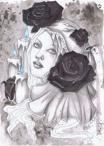 White Lady von Lindsay Cheesewright