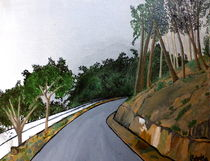 Road to the Hills by Pratyasha Nithin