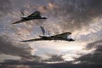 Vulcan Tribute by James Biggadike