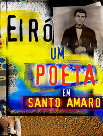 Eiró um poeta em Santo Amaro von Yuri Rodrigues de Oliveira