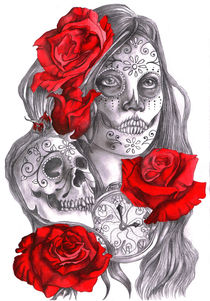 'Day of the Dead' by Lindsay Cheesewright