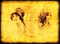 Vintage Victorian Rivals von Maggie Vlazny