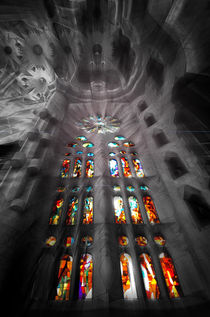 Inside-gaudi-cathedral-2