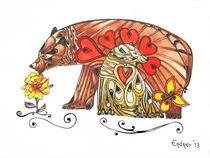 Bärenliebe von Hildegard Maria Endner