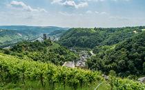 Unterburg Kobern-Gondorf von Erhard Hess