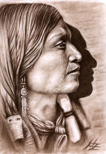 Apache Warrior by Nicole Zeug