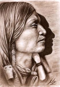 Apache Warrior von Nicole Zeug