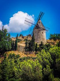 'Windmühle 1' von Uwe Karmrodt