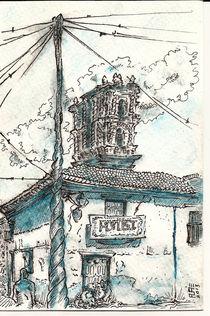 Potosi - Bolivia von Alfredo  Saavedra