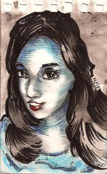 Melissa by Alfredo  Saavedra
