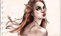 Lorena 3 by Alfredo  Saavedra