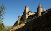 Carcassonne, France by Philip Shone
