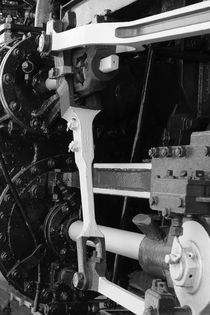 Antrieb einer Dampflok - Drive a steam engine von ropo13