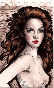 Lorena  by Alfredo  Saavedra