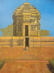 Bhaskareshwar- Shiva Temple by Pratyasha Nithin