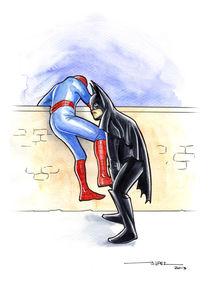 Real Heroes by J. Jesus Fernandez (JJFEZ)
