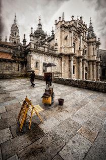 Vintage in Santiago by Giuseppe Maria Galasso