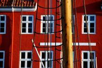 Nyhavn, Copenhagen by Elias Lefas