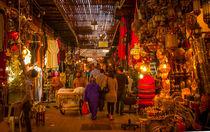 Lost in Marrakesh von Elias Lefas