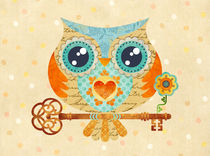 Owl's Summer Love Letters by Sandra Vargas