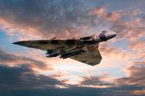 Vulcan Bomber by James Biggadike