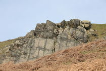 rocky outcrop by mark severn
