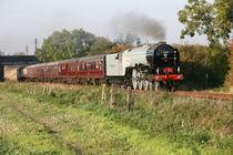 tornado steam train von mark severn