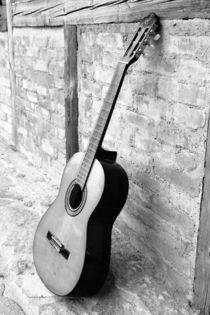 Gitarre von Falko Follert