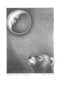 Der kleine Bär hat Sehnsucht von Wolfgang Rösler