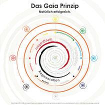 Das Gaia Prinzip - Gegenuhrzeigersinn, ohne Text by Veronika Lamprecht