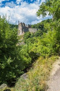 Schloss Oberstein 6 von Erhard Hess