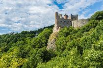 Schloss Oberstein 08 by Erhard Hess