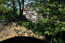Alte Brücke by Wladimir Zarew