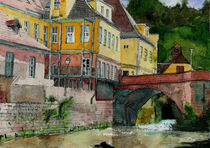 Calw by Marie Luise Strohmenger