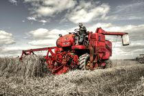 The Red Combine von Rob Hawkins