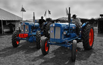 Fordson's in Isolation by Rob Hawkins